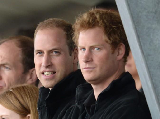 Les princes William et Harry : ils auraient une sœur cachée !