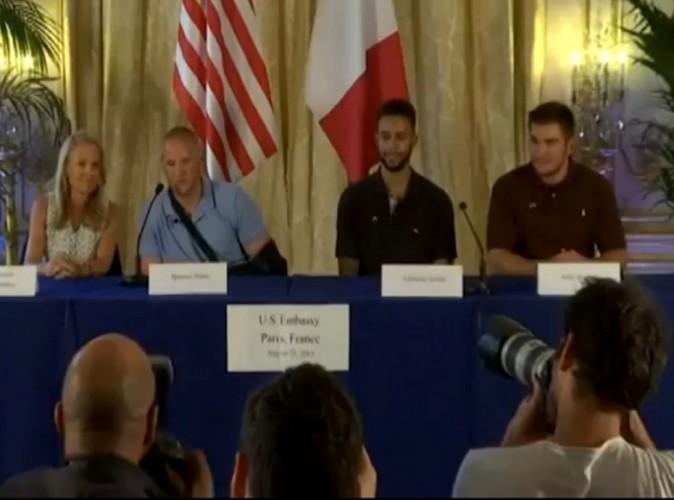 Les trois héros américains du Thalys disent tout sur leur intervention!