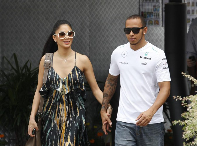 Lewis Hamilton : carrément in love, il voudrait que Nicole emménage avec lui à Monaco !