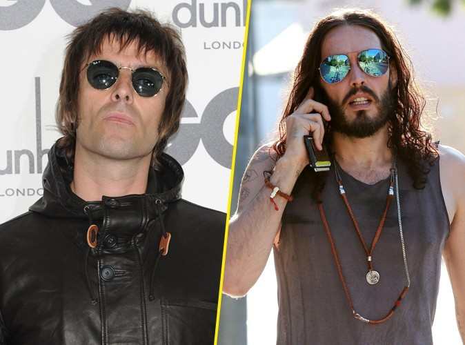 "Liam Gallagher : ""Russell Brand est un c** ! """
