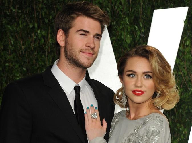 Liam Hemsworth : très soucieux à propos des excès de sa chérie Miley Cyrus...