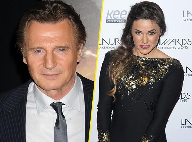 Liam Neeson : sous le charme de... Capucine Anav !