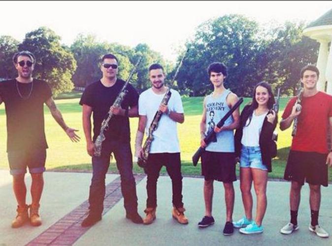 Liam Payne: en photo avec une arme, découvrez le cliché qui révolte les fans!