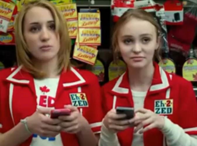 Lily-Rose : la fille de Vanessa Paradis et de Johnny Depp dévoile ses premiers pas au cinéma !