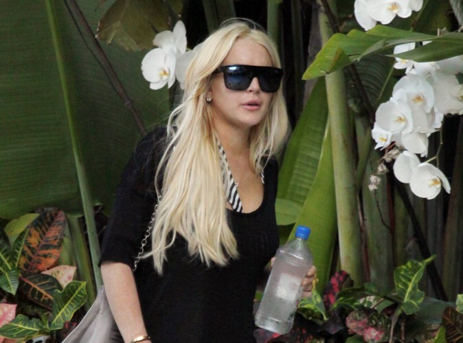 Lindsay Lohan a montré à sa sœur tout ce qu'il ne fallait pas faire !