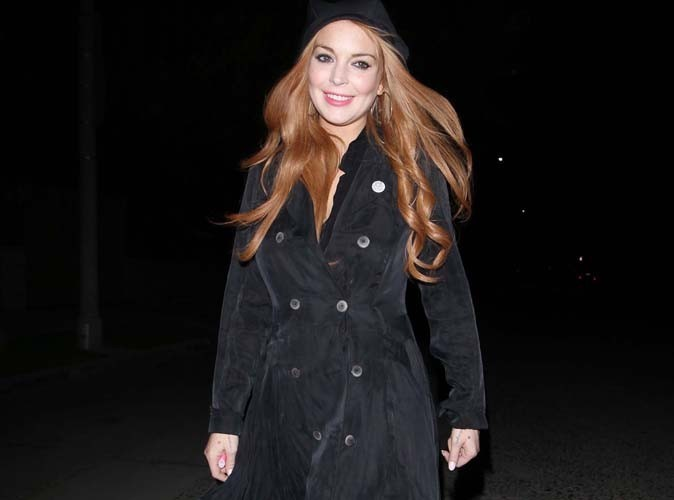 Lindsay Lohan à nouveau dans de sales draps !