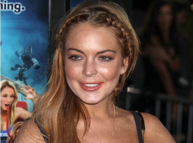 Lindsay Lohan : accusée d'avoir dévasté ses toilettes…
