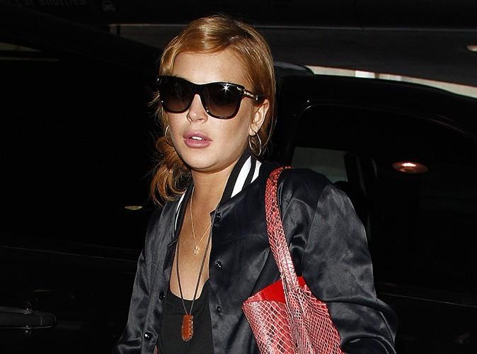 Lindsay Lohan : avec Avi Snow, c'est déjà fini !