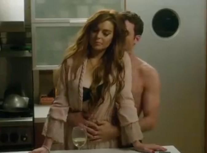 Lindsay Lohan : complètement nue dans la bande-annonce de son prochain film !