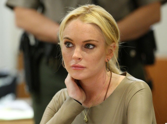 Lindsay Lohan : contrôlée positive à l'alcool, elle doit de nouveau se présenter au tribunal... La prison lui pend au nez !