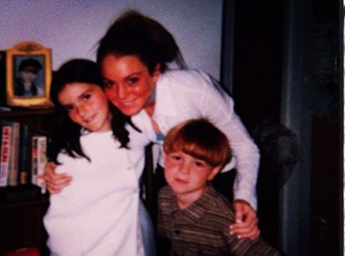 Lindsay Lohan : d'humeur nostalgique !