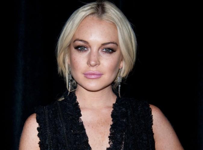 Lindsay Lohan : elle a mis une grosse crampe à Ellen DeGeneres !