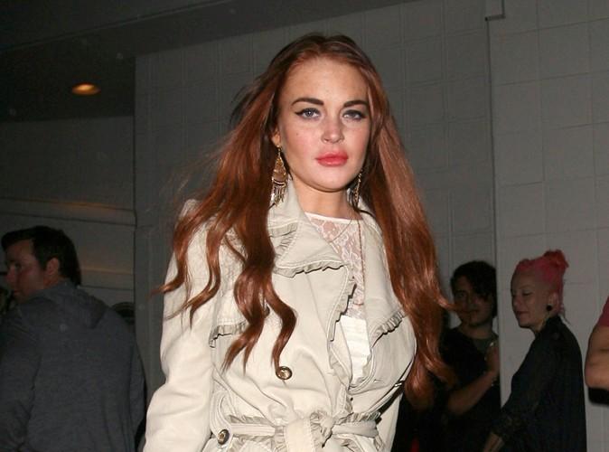 Lindsay Lohan : elle accepte de jouer nue si l'équipe technique se déshabille aussi…
