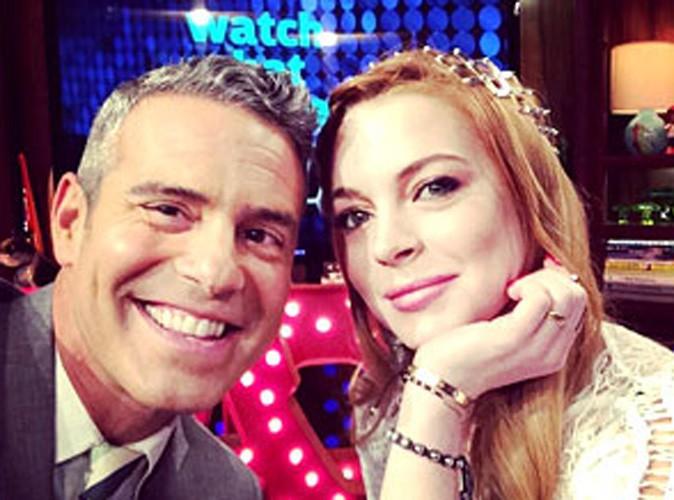 Lindsay Lohan : elle confirme sa sex-list à la télévision américaine !