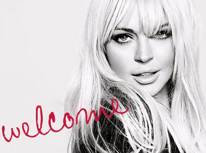 Lindsay Lohan : elle lance son nouveau site internet !