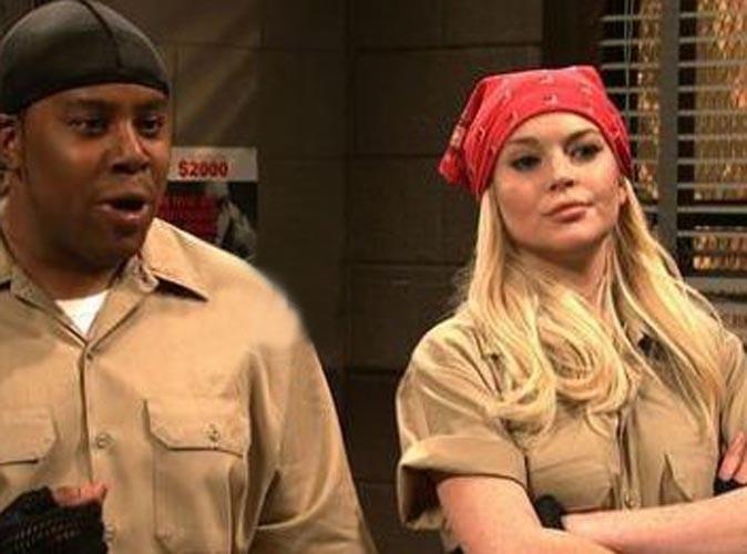 Lindsay Lohan : elle ne fait vraiment pas l'unanimité pour son retour à la télé !