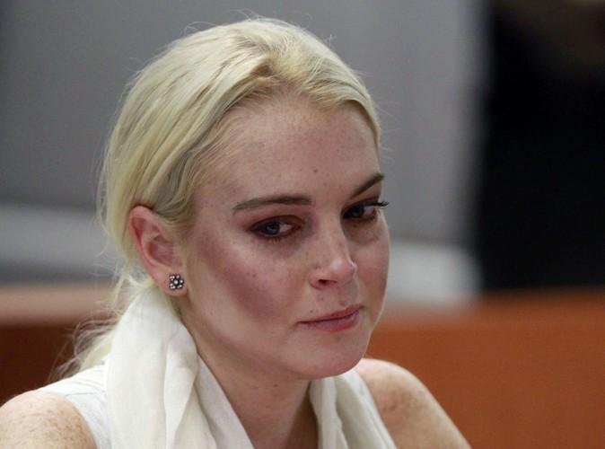 Lindsay Lohan : elle ne veut pas que son père assiste à son procès !