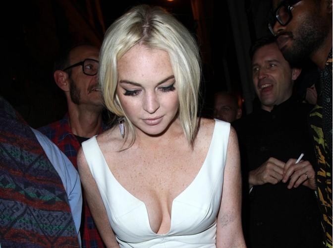 Lindsay Lohan : elle pose nue pour un million de dollars !
