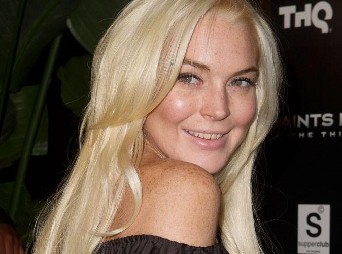 Lindsay Lohan : elle retrouve son sac à main mais pas ses 10 000 dollars !