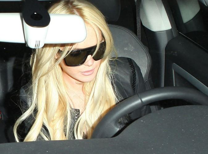 Lindsay Lohan : elle se prend encore une amende !