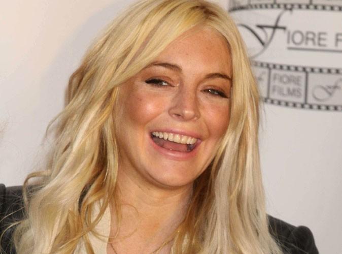 Lindsay Lohan : elle supporte (très) bien sa détention !