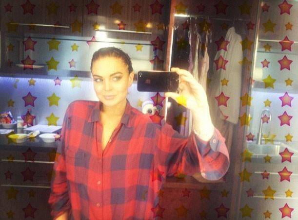 Lindsay Lohan : elle va beaucoup mieux et nous le prouve sur Twitter !