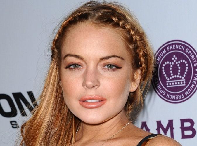 Lindsay Lohan : enfin elle prend conscience qu'elle a de gros problèmes…