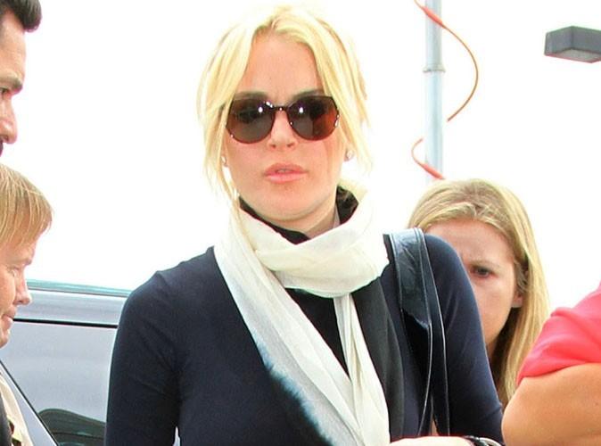 Lindsay Lohan furieuse des quatre mois de prison requis contre elle !