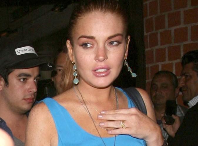Lindsay Lohan : hors de cause dans l'affaire du vol de bijoux !