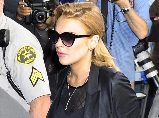 Lindsay Lohan, inculpée pour vol de bijou !