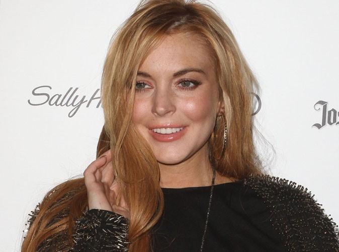 """Lindsay Lohan : """"Je sais que je suis géniale !"""""""