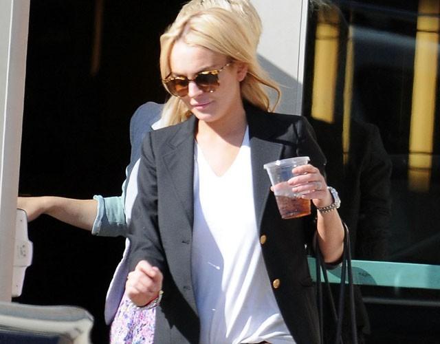 Lindsay Lohan jure de rester sobre toute sa vie !