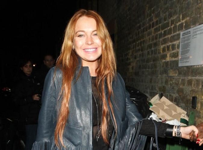 Lindsay Lohan : la sulfureuse actrice remporte son bras de fer avec la justice et va encaisser 150 000 dollars !