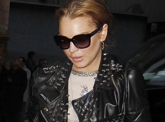 "Lindsay Lohan  : ""M'envoyer constamment en rehab ne sert à rien !"""