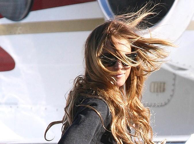 Lindsay Lohan ne voyage pas avec le peuple, écartez-vous manants !
