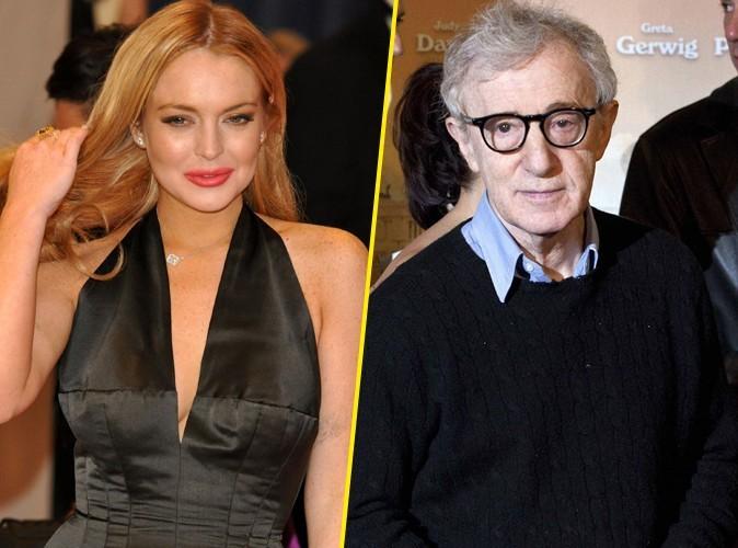 Lindsay Lohan : nouvelle muse de Woody Allen ?