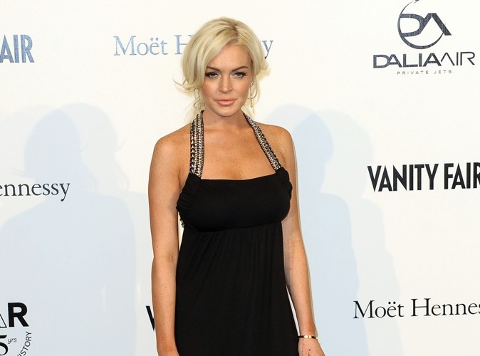 Lindsay Lohan : on lui a volé son sac à main !