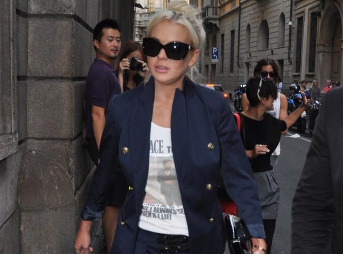 Lindsay Lohan : pas de réveillon à Dubaï pour elle !