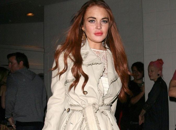 Lindsay Lohan : persona non grata au Château Marmont !