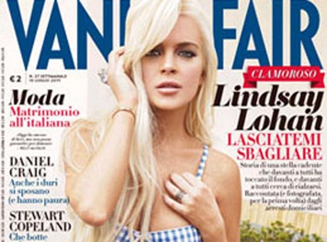 "Lindsay Lohan : ""Quel mal ai-je fait ?"""