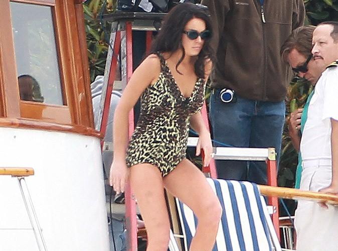 Lindsay Lohan : rétablie après son malaise, elle se remet au boulot !