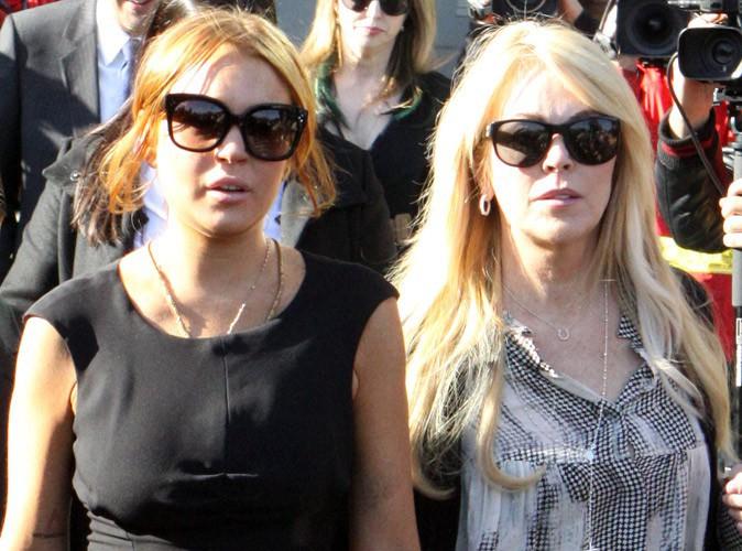 Lindsay Lohan : sa mère arrêtée pour conduite en état d'ivresse !