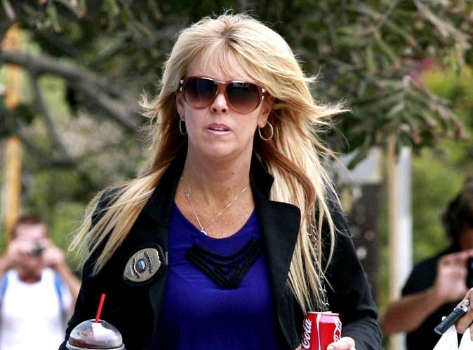 Lindsay Lohan : sa mère Dina a la folie des grandeurs !
