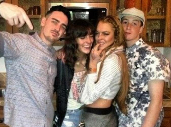 Lindsay Lohan : sa nouvelle drogue ? Sa famille !