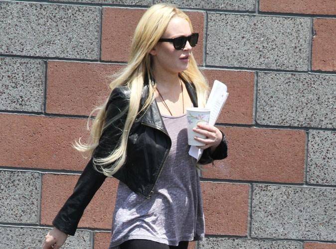 Lindsay Lohan se transforme en vampire !