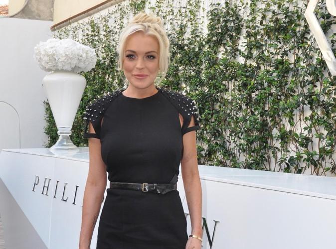 Lindsay Lohan : son père très heureux des photos dans Playboy !