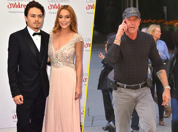 Lindsay Lohan : son père va étriper Egor !