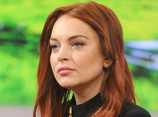 Lindsay Lohan : un Noël au calme et sans arrestation pour le vilain petit canard d'Hollywood !