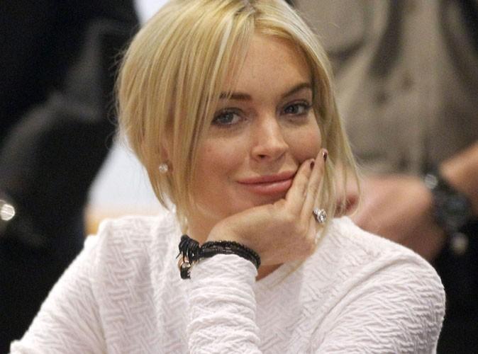 Lindsay Lohan voleuse ? Une video accablante !