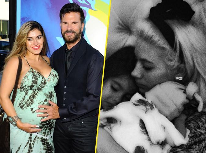 Lorenzo Lamas (Le Rebelle) grand-père : sa femme portait le bébé de sa fille !